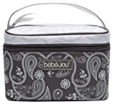 Bébé-jou 310691 Mother and Baby Cosmetics Bag Paisley Print
