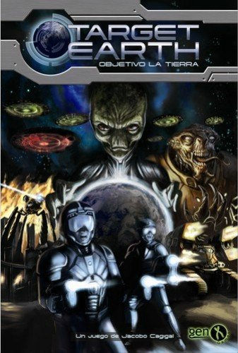 Gen X Games - Target Earth
