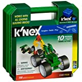 Knex Wheel Action 10 Model Building Set 154 Pcs