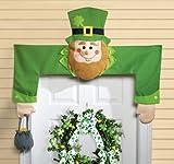 Leprechaun Door Hugger St. Patrick s Day Decoration