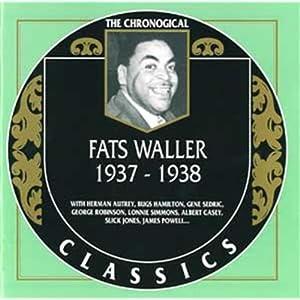 Fats Waller -  Fats Waller 1937-1938