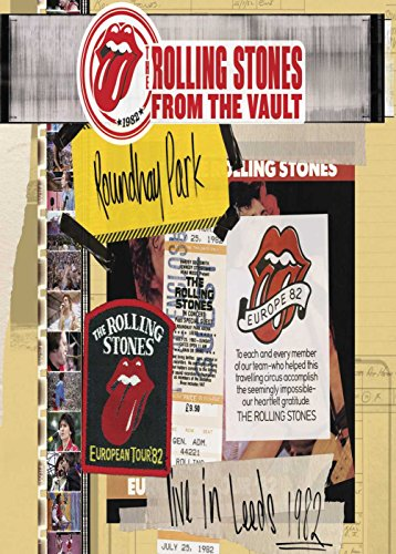 The Rolling Stones - From The Vault Live Leeds 1982