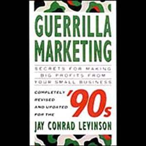 Guerrilla Marketing Audiobook