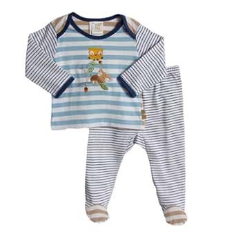 Amazon ABSORBA Baby Boys Newborn 2 Piece Pant Set