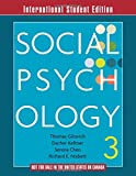 Social Psychology (039392081X) by Gilovich, Thomas
