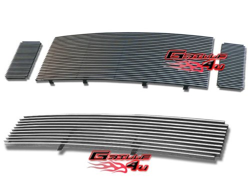 08-10 Ford F-250/F-350 Super Duty Billet Grille Grill Combo Insert # F87802A (08 Ford F250 Super Duty Grill compare prices)