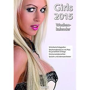 Wochenkalender - Girls 2015