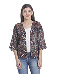 Only Women's Casual Shrug (_5713028978088_ Black_42_)