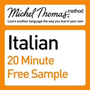 Michel Thomas Method Audiobook