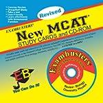 New MCAT: CD-ROM & Study Cards Combo:...