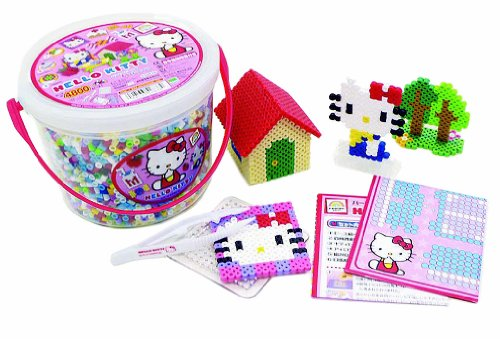 Parlor beads Hello Kitty tube enters 4800P