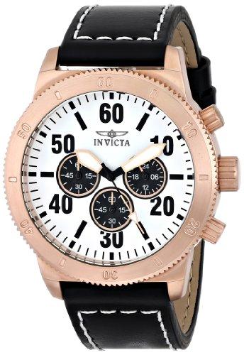 Invicta Men'S 16757 Specialty Analog Display Japanese Quartz Black Watch