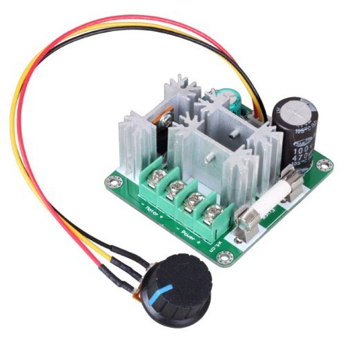 Riorand Upgraded 6v 90v 15a Dc Motor Pump Speed Controller