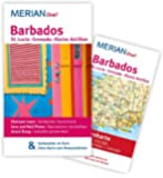 Barbados St. Lucia  Grenada - Kleine Antillen: MERIAN live! - Mit Kartenatlas im Buch und Extra-Karte zum Herausnehmen