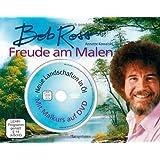 Freude am Malen-Set: Neue Landschaften in Öl. Mit Malkurs auf DVD mit O-Ton Bob Ross und neu: deutsch untertitelt