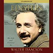 Einstein: His Life and Universe Audiobook