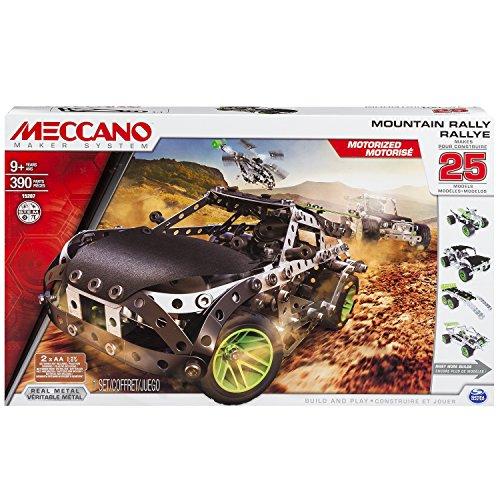 Meccano Cars