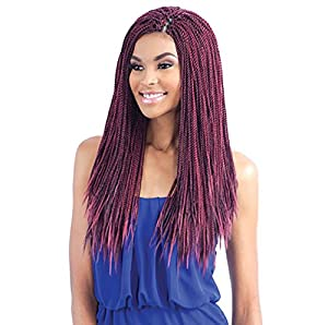 Crochet Hair Amazon : ... Jet Black) - Model Model Glance Crochet Bulk Braiding Hair : Beauty