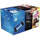 Sony PSP E1000 inklusive Gran Turismo Essentials + Little Big Planet Essentials