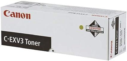 CANON 6647A002 kopierertoner c-eXV3 noir