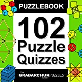 102 Puzzle Quizzes (Interactive Puzzlebook for E-readers)