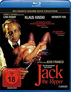 Jack the Ripper - Der Dirnenmörder von London [Blu-ray]