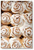 Cinnamon Rolls Journal: 150 Page Lined Notebook/Diary