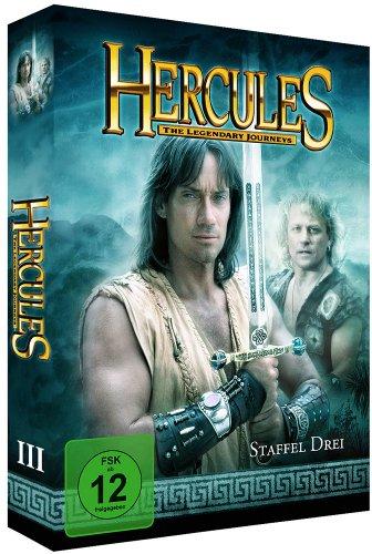 Hercules - Staffel 3 (6 DVDs)
