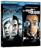 echange, troc Coffret Science-fiction 2 Blu-ray : Bienvenue à Gattaca / A l'aube du 6ème jour [Blu-ray]