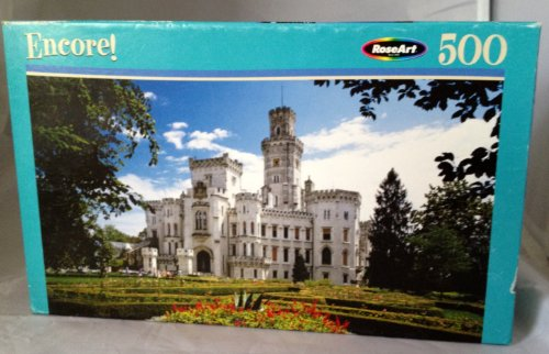 500 pc Dream Castle Puzzle