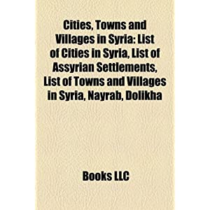 List Of Cities In Syria | RM.