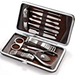 Kit manucure pedicure ongles trousse...