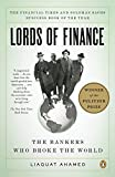 img - for Lords of Finance: The Bankers Who Broke the World book / textbook / text book