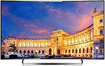 Hisense 65-Inch Curved 4K Smart HD LED TV