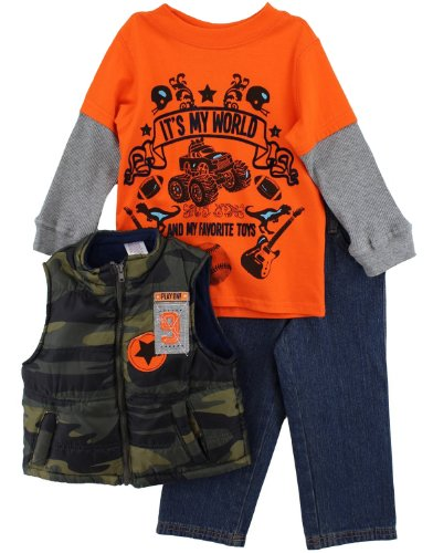 Childrens Army Clothing front-1037370
