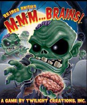Reiner Knizias Mmm Brains - Buy Reiner Knizias Mmm Brains - Purchase Reiner Knizias Mmm Brains (Twilight Creations, Toys & Games,Categories,Games,Card Games,Card Games)