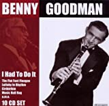 echange, troc Benny Goodman - I Hate To Do It (Coffret 10CD)