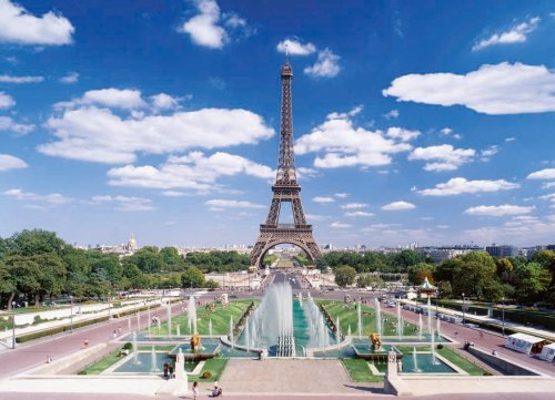 Cheap Clementoni Eiffel Tower Paris Jigsaw Puzzle 3000 Pieces (B000F9SVZC)