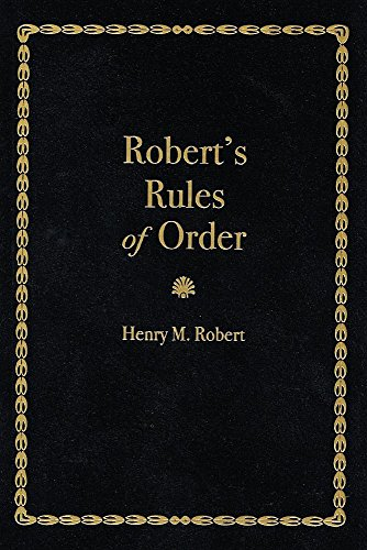 Robert's Rules of Order in Brief by Thomas J. Balch (2004, Paperback) #E9