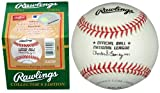 Rawlings RON-CF National League Baseball With Charles Feeney Signature (NL President 1977-86)