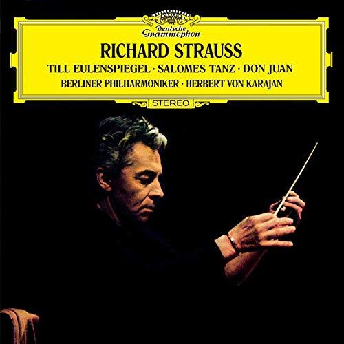SACD : VON KARAJAN,HERBERT - R. Strauss: Don Juan /  Till Eulenspieg (Limited Edition, Direct Stream Digital, Super-High Material CD, Japan - Import, Single Layer SACD)