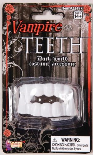 Vampire Teeth Accessory - 1