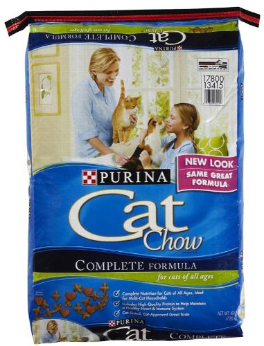 Purina Cat Chow Dry Cat Food, 6.3-Pound Bag, Pack Of 1