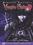 Vampire Hunter D (Volume 1)