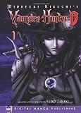Hideyuki Kikuchi's Vampire Hunter D Manga, Vol. 1 (1569708274) by Kikuchi, Hideyuki