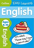 Collins Easy Learning English Ages 8-10 (Collins Easy Learning Age 7-11)