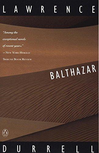 Balthazar (Alexandria Quartet, #2)
