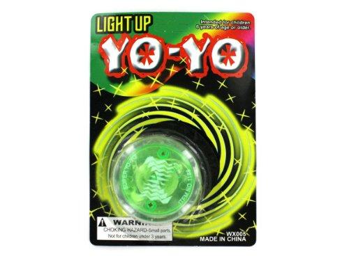 Light Up Yo-Yo (Case Of 72) front-1074372