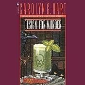 Design for Murder: A Death on Demand Mystery, Book 2 | Carolyn G. Hart