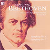 Beethoven : Symphonies n° 6 et 7. LSO, Butt.